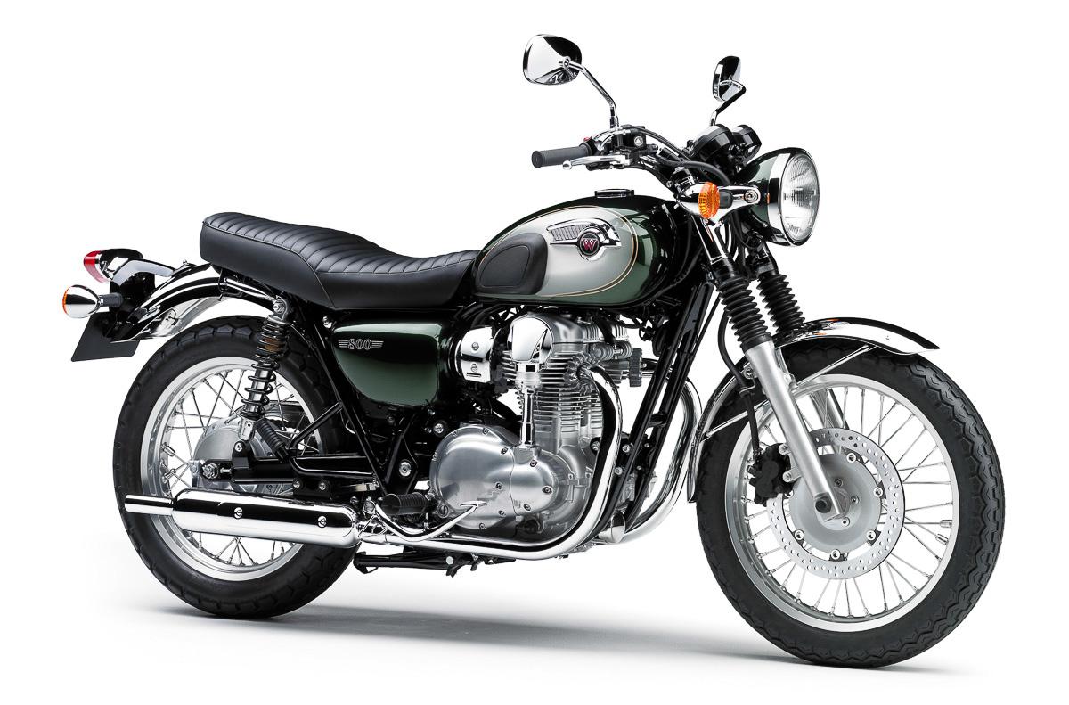 KAWASAKI W800 (2011-2021)