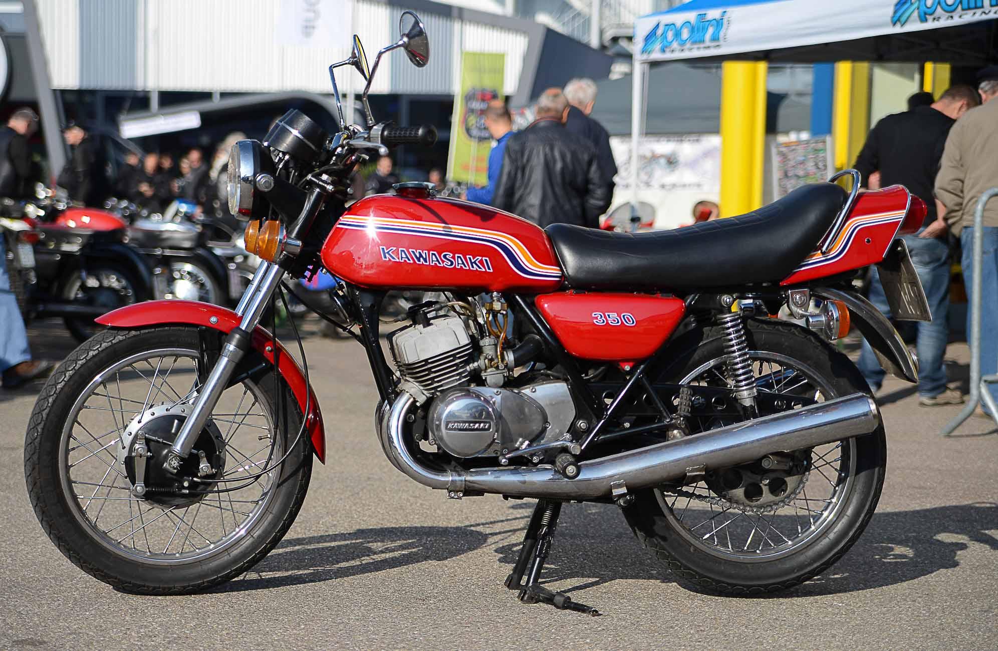 KAWASAKI 350 S2 (1971-1976)