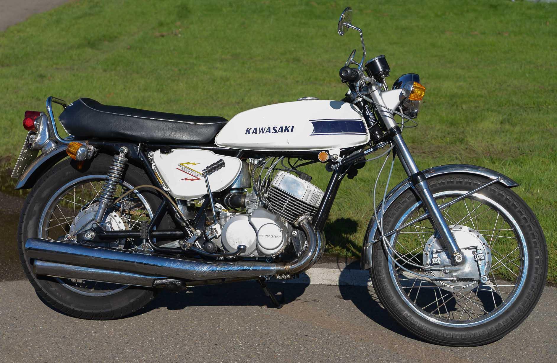 KAWASAKI 500 H1 (1969-1976)