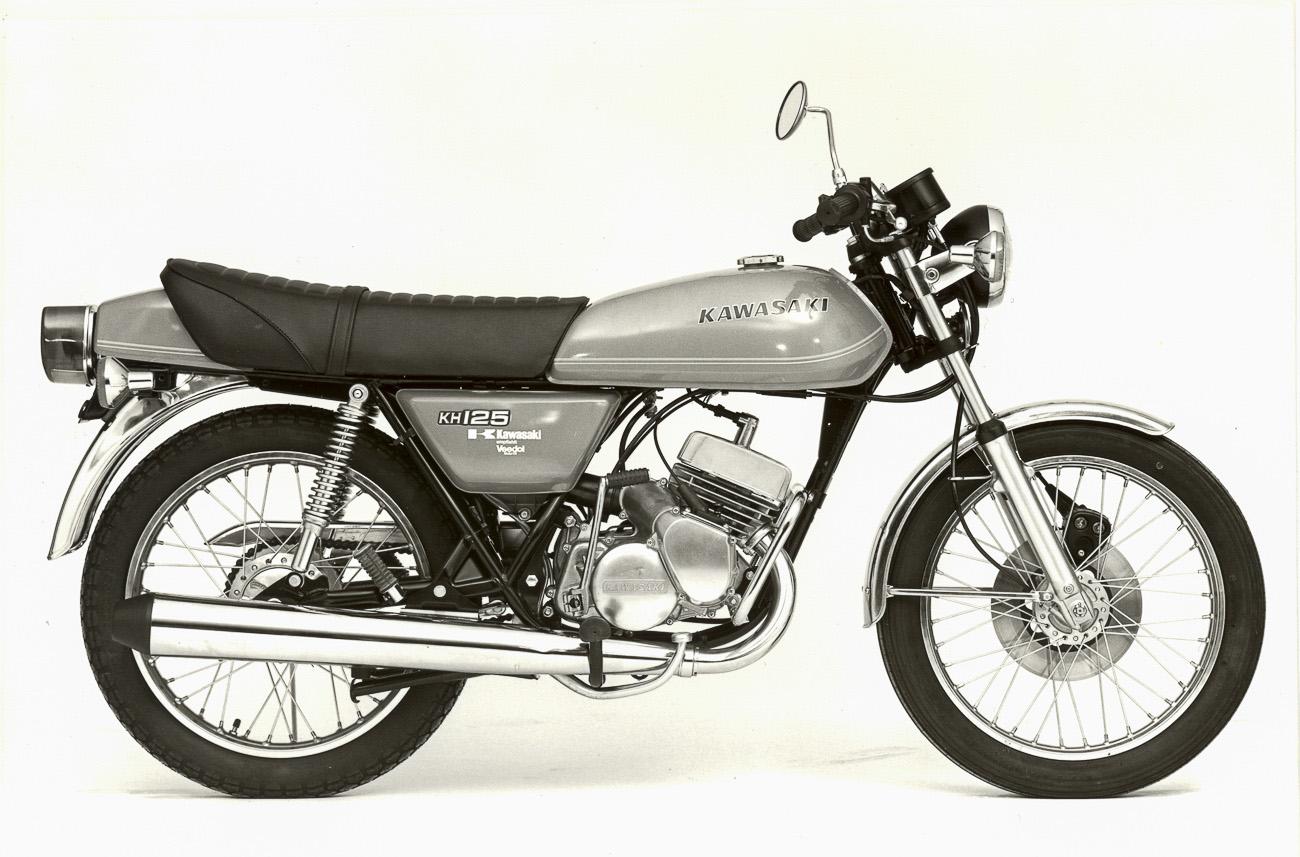 KAWASAKI KH 125 (1977-1979)