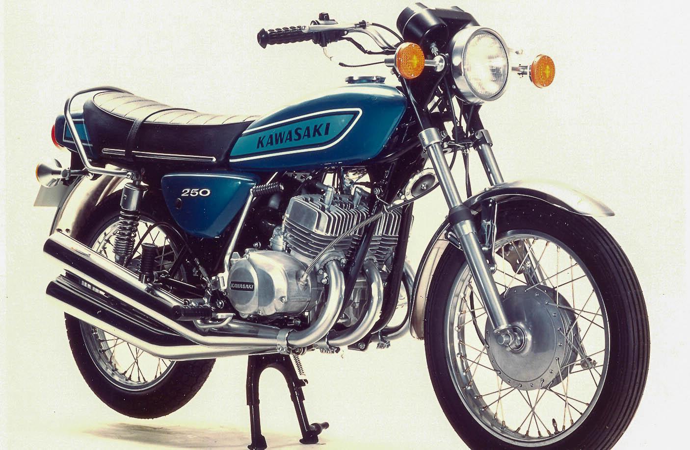 KAWASAKI 250 S1 (1971-1976)