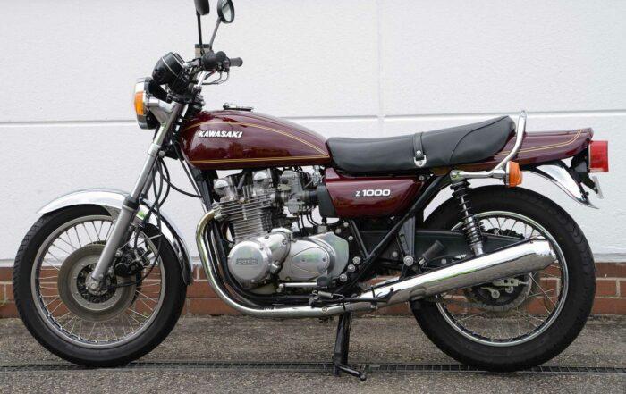 KAWASAKI Z 1000 (1976-1980)