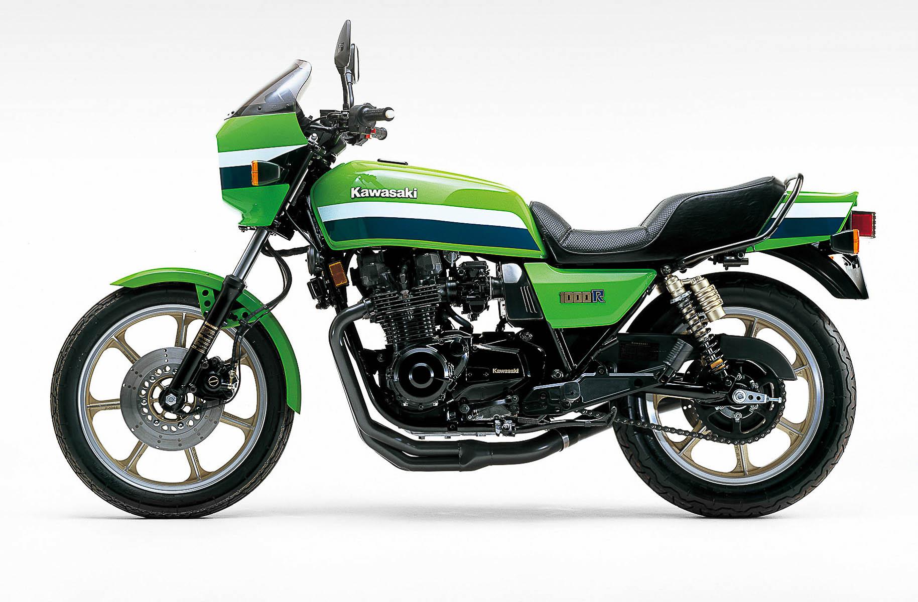 KAWASAKI Z1000 R (1982-1983)