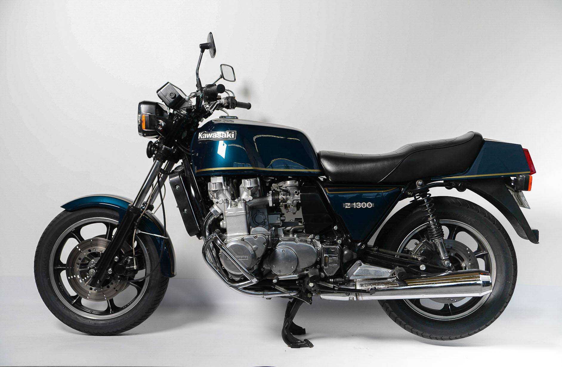 KAWASAKI Z1300 (1979-1982)