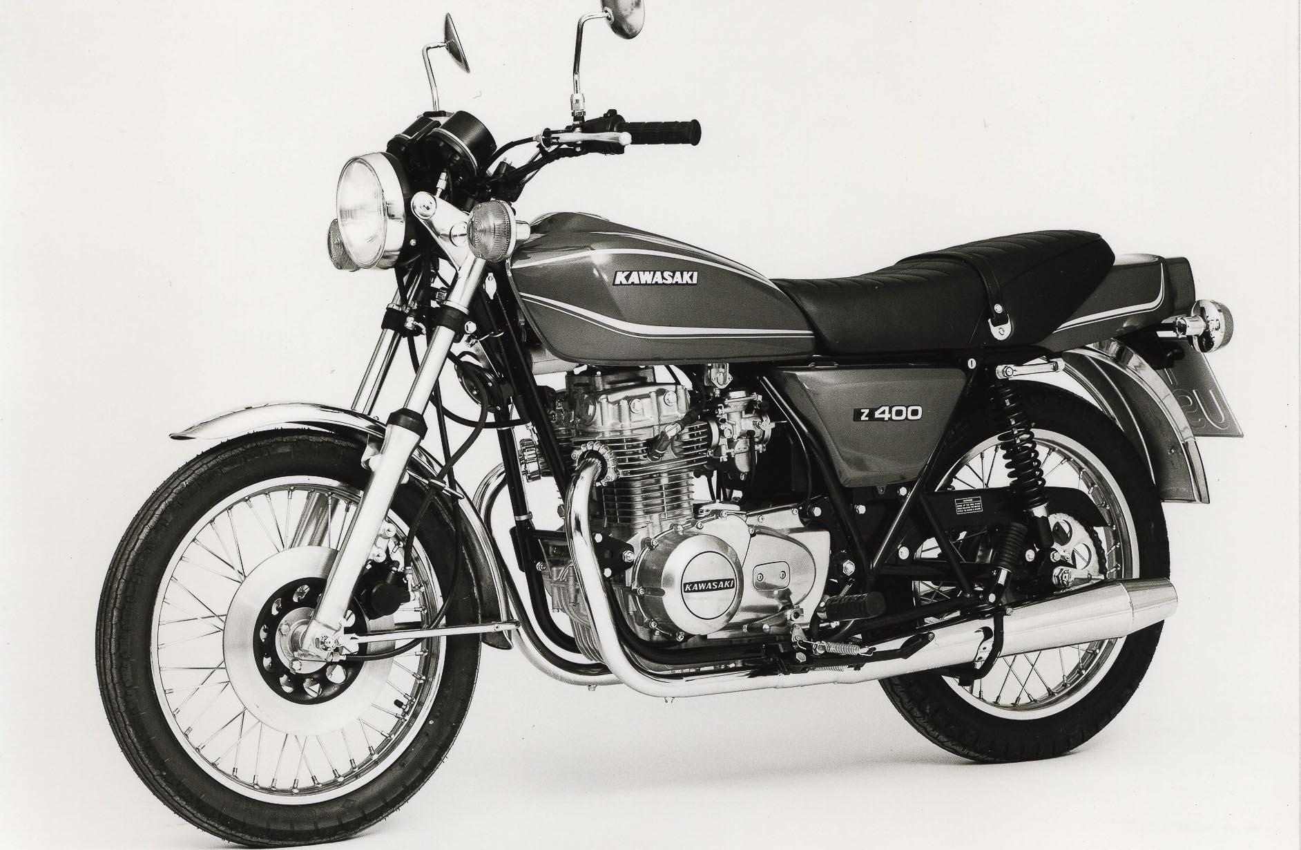 KAWASAKI Z 400 (1974-1979)