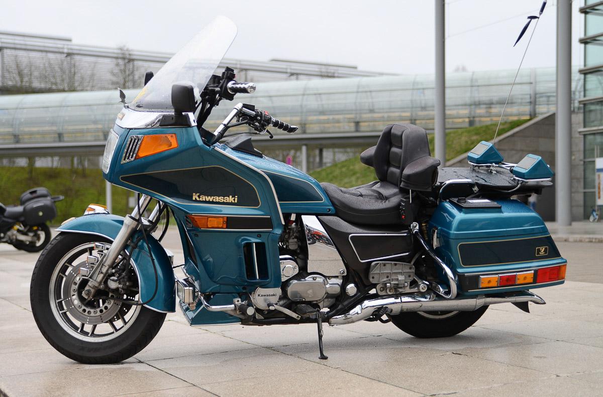 KAWASAKI ZN 1300 (1983-1987)