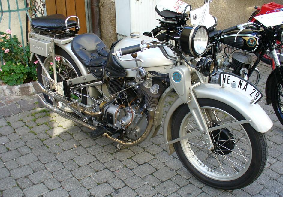Neander-Motorrad: Opel Motoclub 500 Supersport von 1929