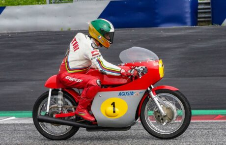 Giacomo Agostini ist der erfolgreichste Motorrad-Weltmeister