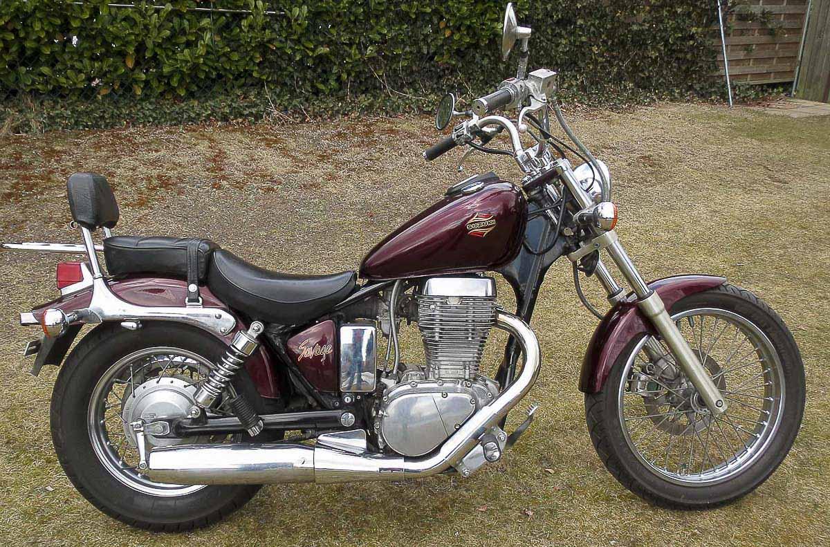 SUZUKI LS 650 (1986 - 2000)