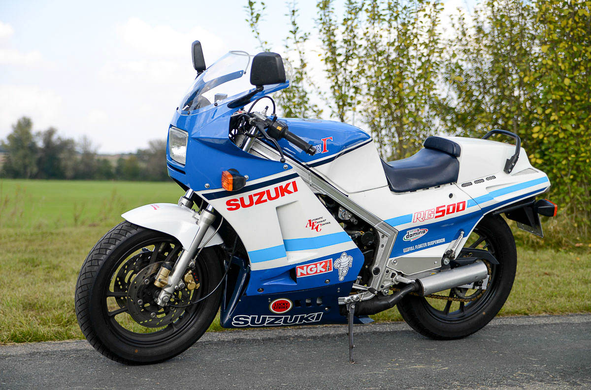 SUZUKI RG 500 (1984 - 1989)
