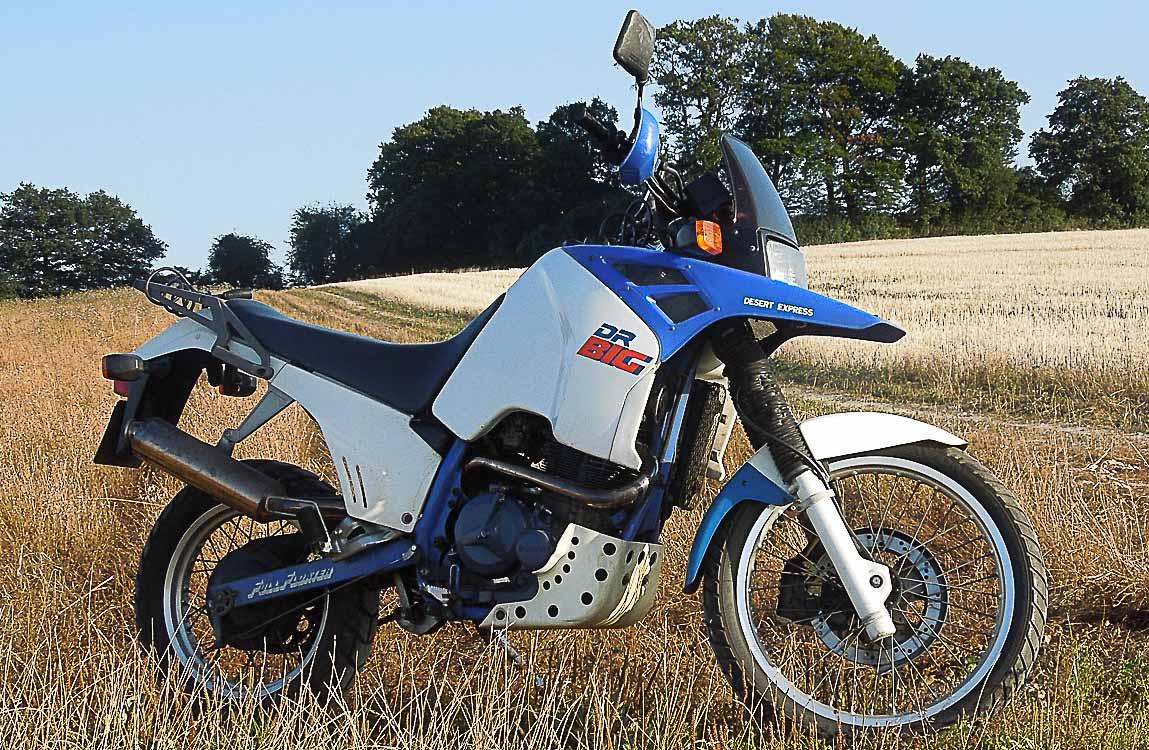SUZUKI DR 750 (1987-1989)