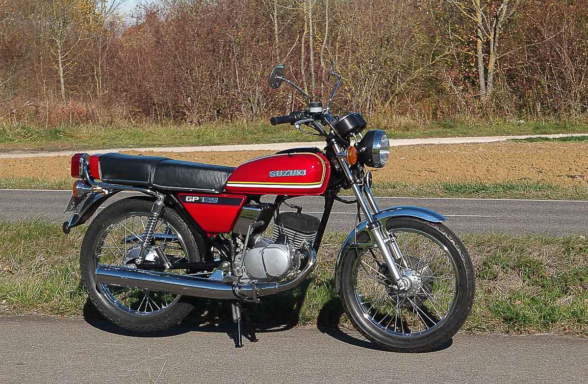 SUZUKI GP 125 (1978 - 1981)