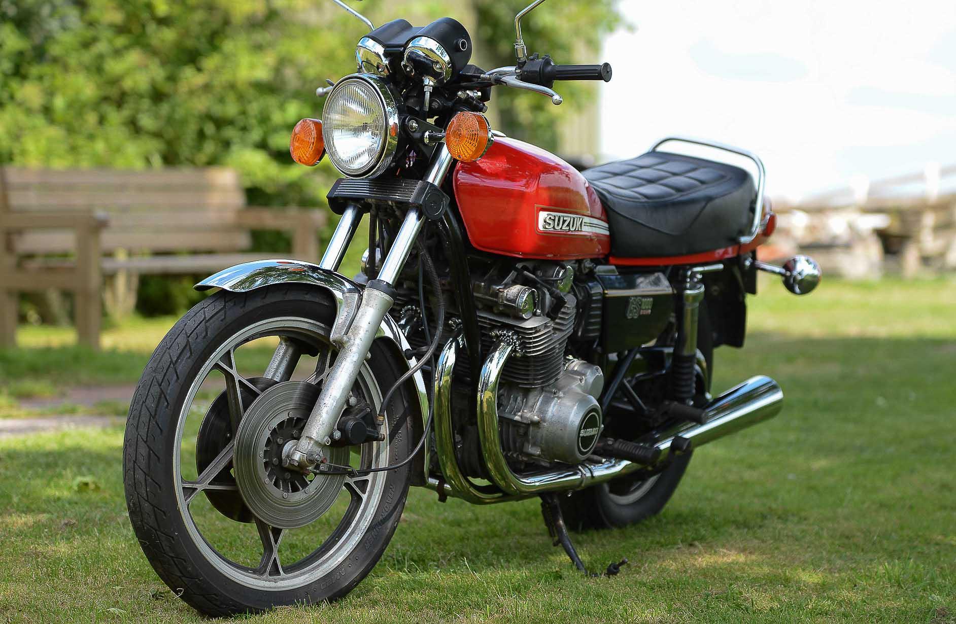 SUZUKI GS 1000 (1978 - 1982)