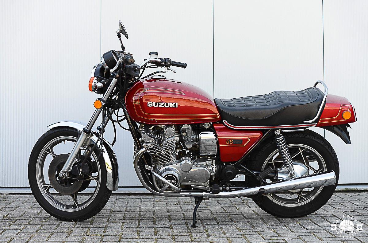 SUZUKI GS 850E (1978 - 1986)