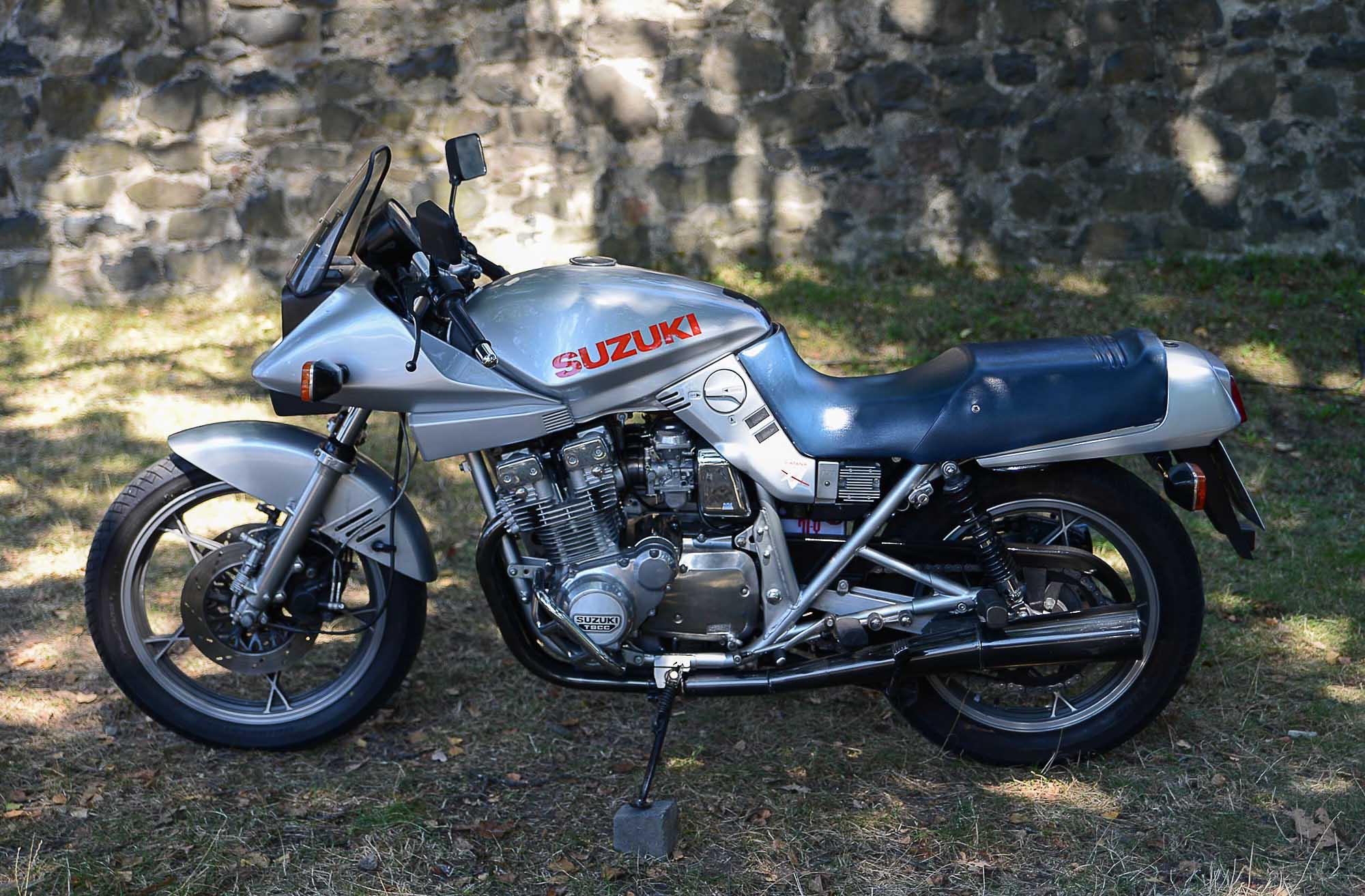 SUZUKI GSX 750 S (1980 - 1984)