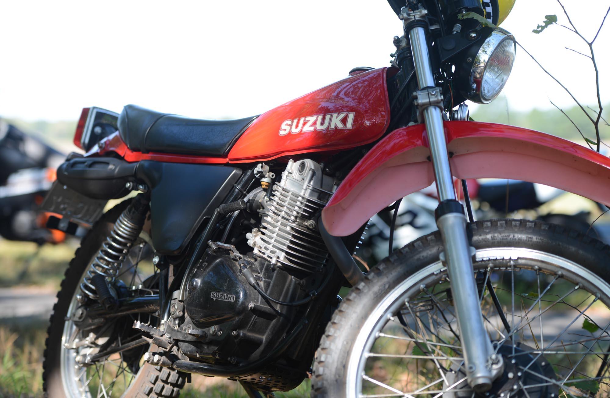SUZUKI SP 370 (1978-1981)
