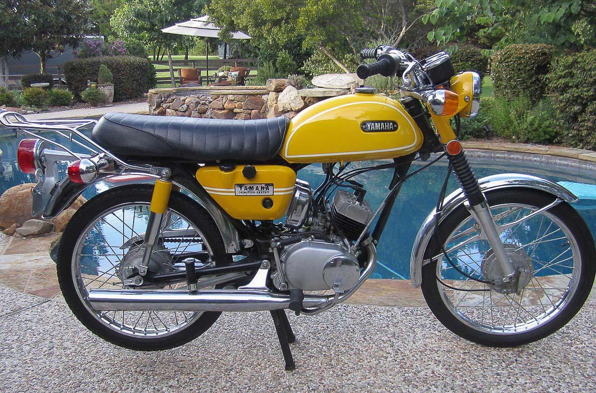 YAMAHA HS1 (1968 - 1971)
