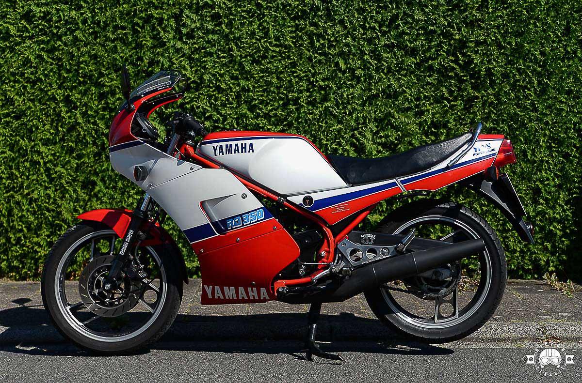 YAMAHA RD 350 YPVS (1983-1985)