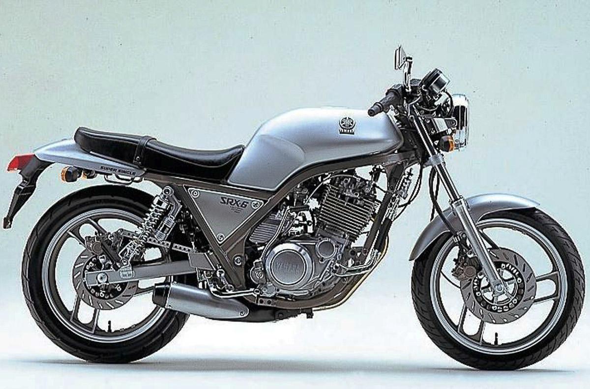 YAMAHA SRX 600 (1985 - 1989)