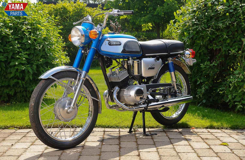 YAMAHA AS1 BIS AS3 (1968 - 1971)