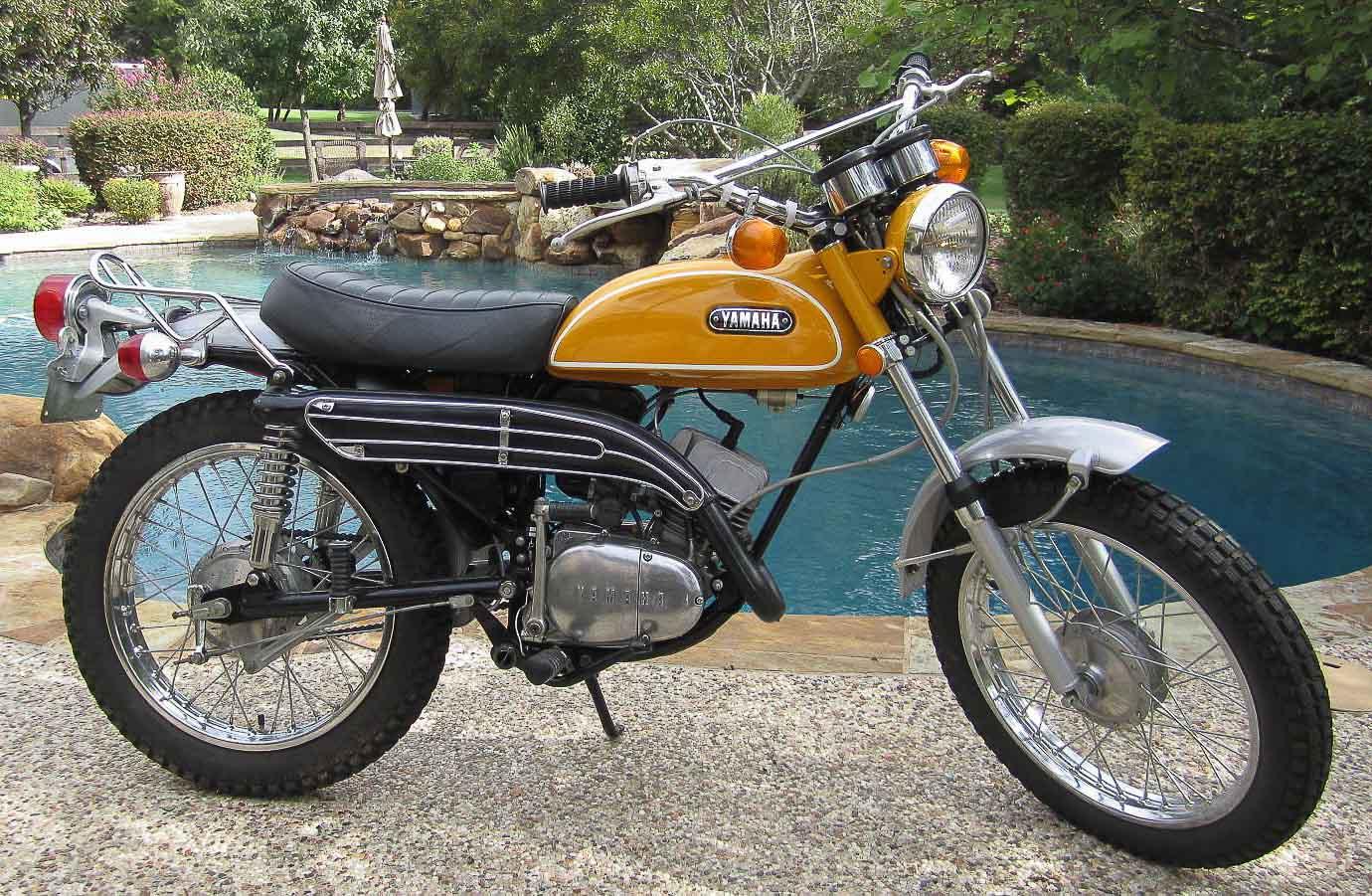 YAMAHA CT1 BIS CT3 (1969-1973)