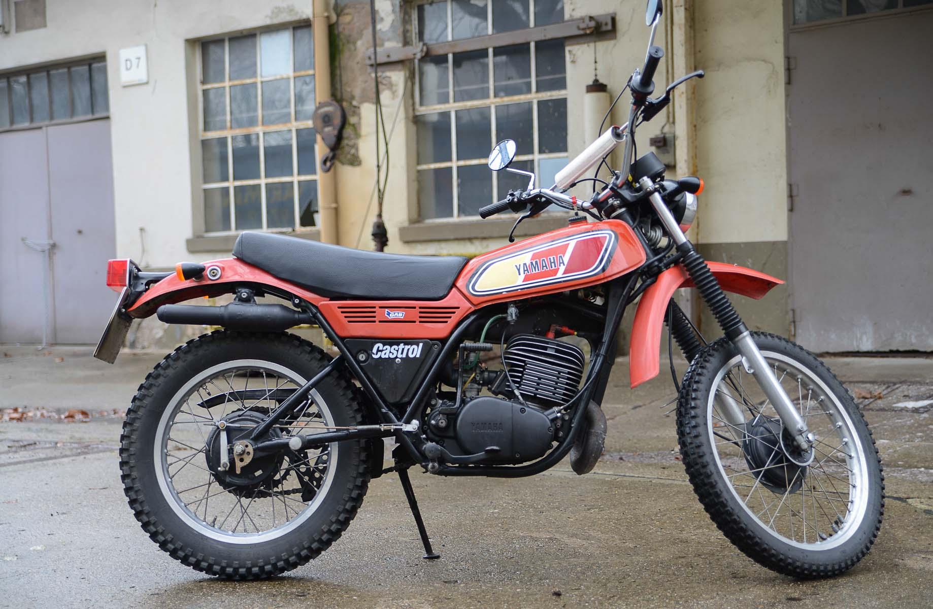 YAMAHA DT 250 MX (1977 - 1982)