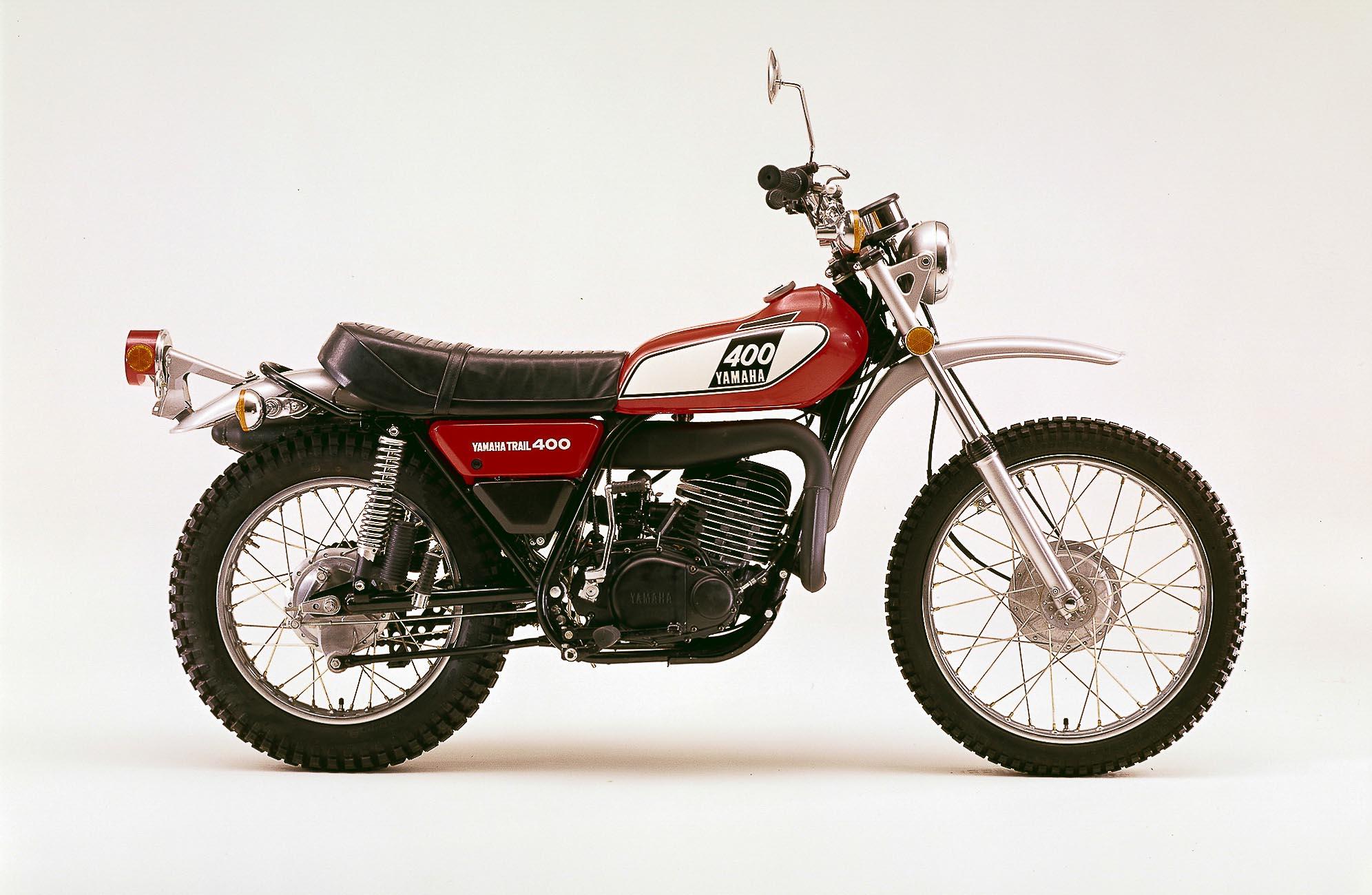YAMAHA DT 400 (1975 - 1980)
