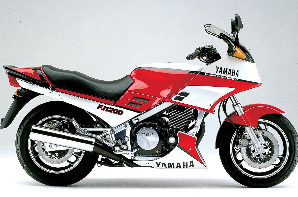 YAMAHA FJ 1100 (1983 - 1995)