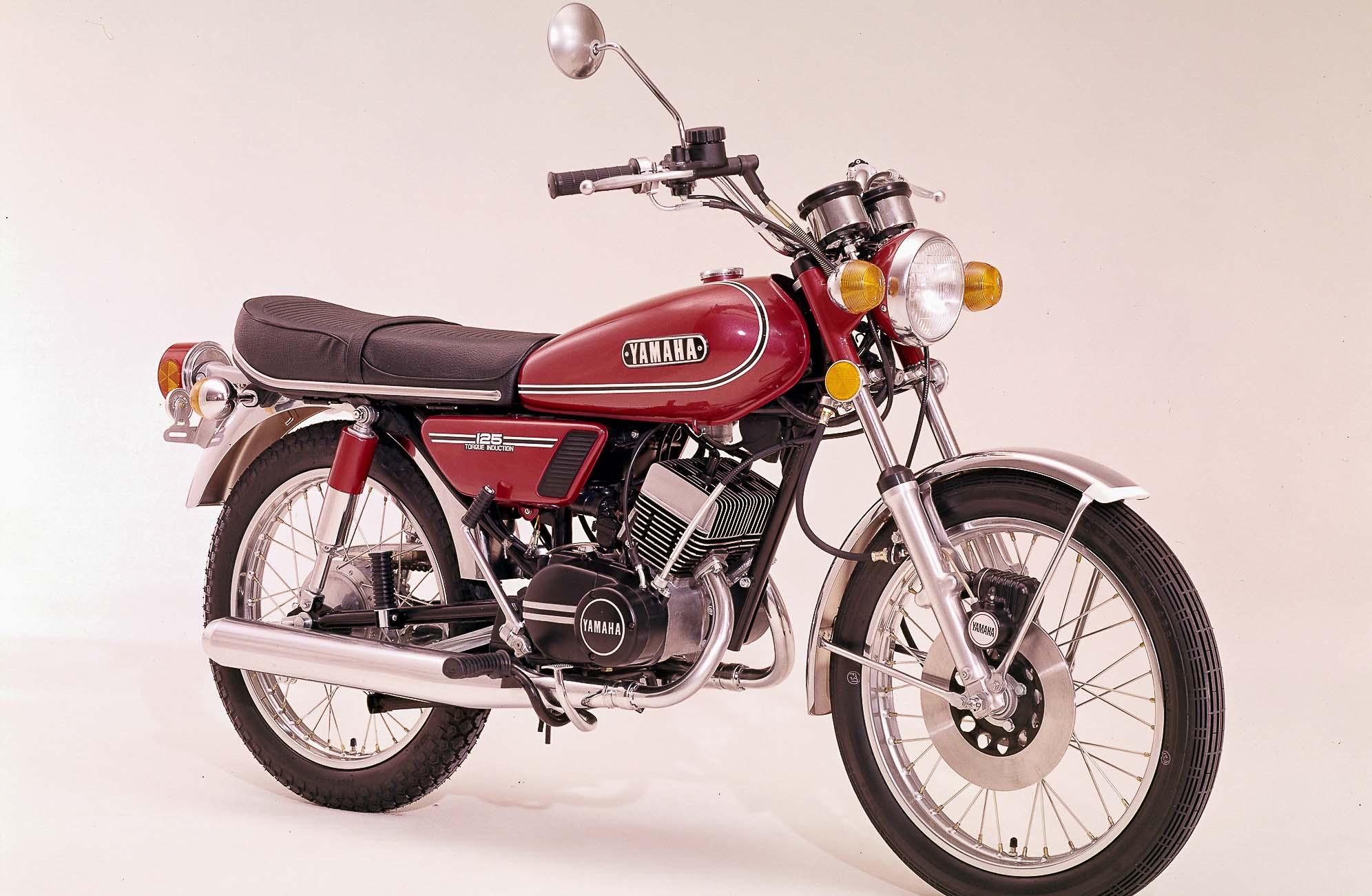 YAMAHA RD 125 (1973 - 1978)