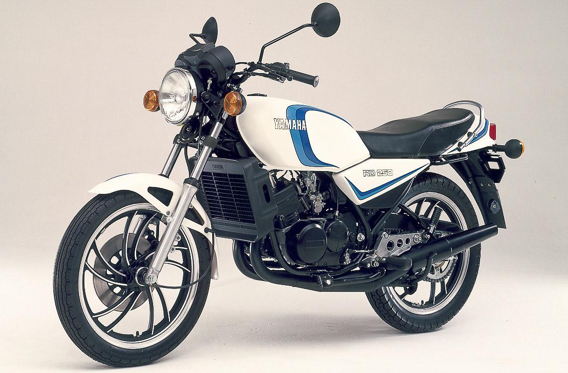 YAMAHA RD 250 LC (1980 - 1983)
