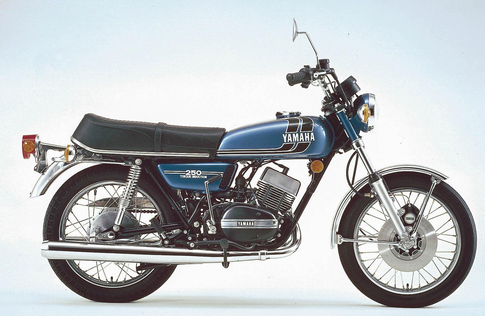 YAMAHA RD 250 (1973 - 1979)