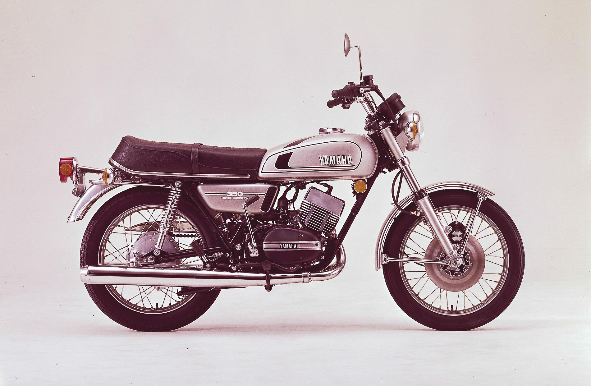 YAMAHA R5 - RD 350 (1970 - 1975)
