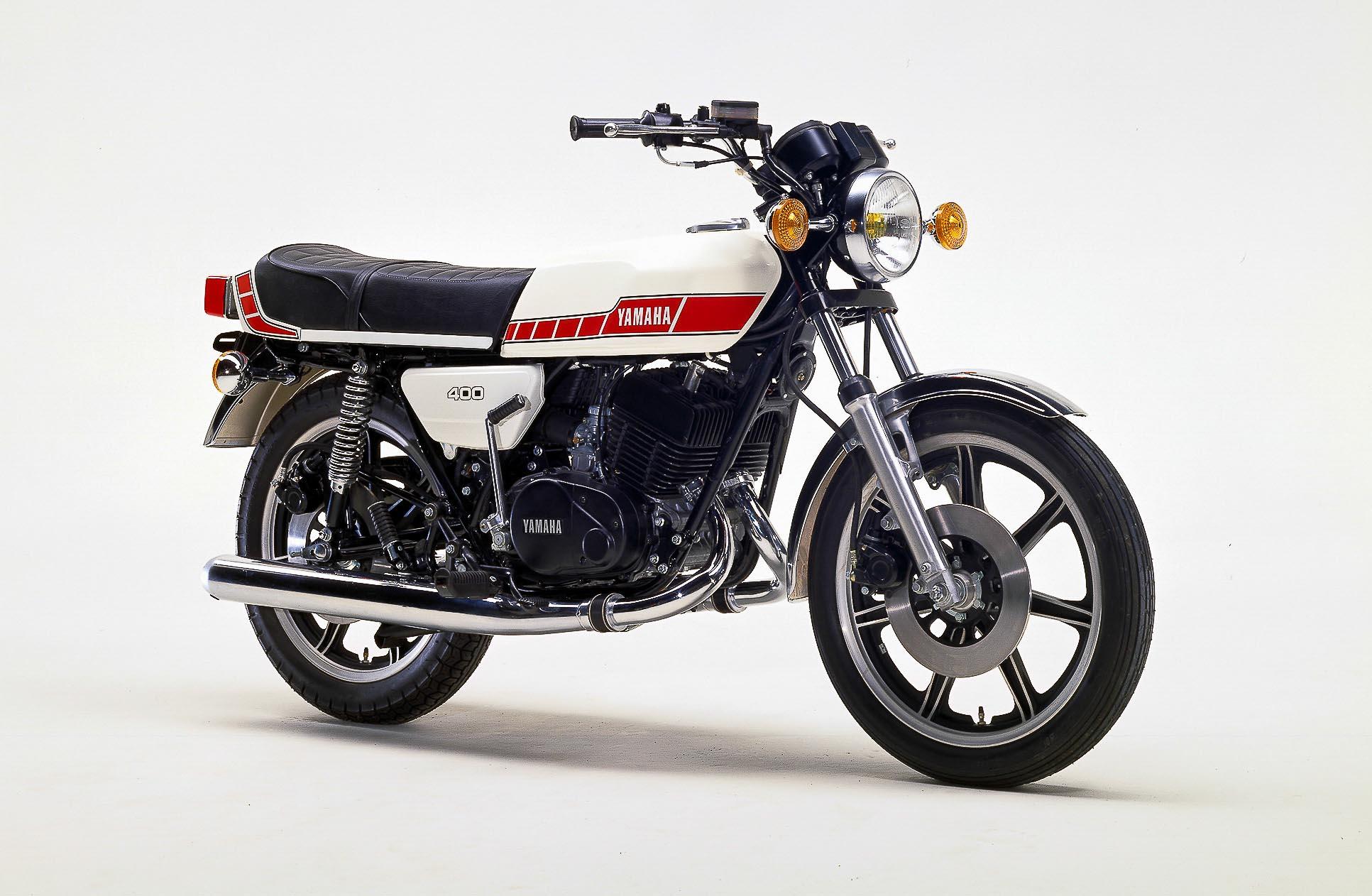 YAMAHA RD 400 (1976 - 1979)