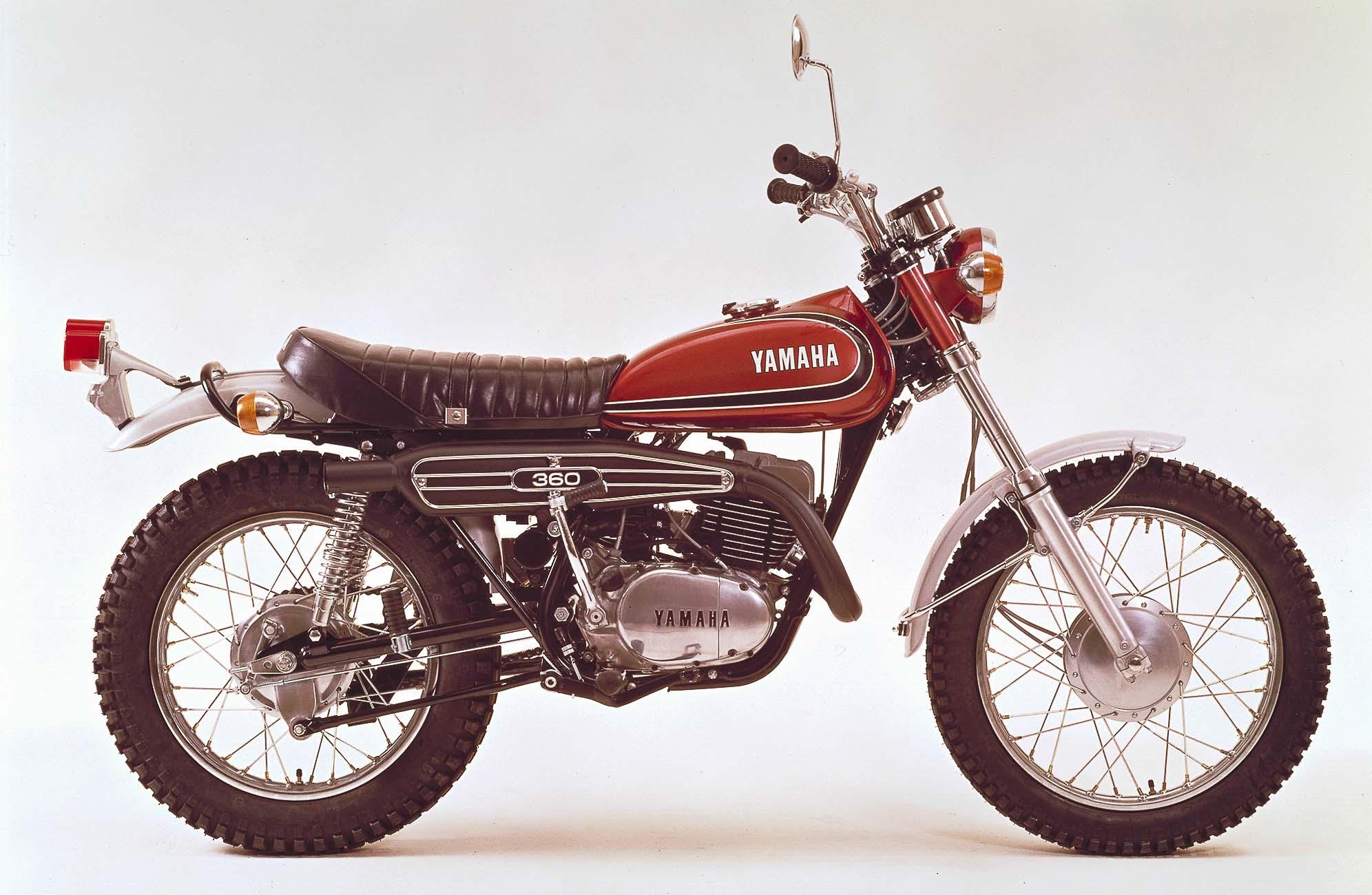 YAMAHA RT 360 (1970 - 1974)