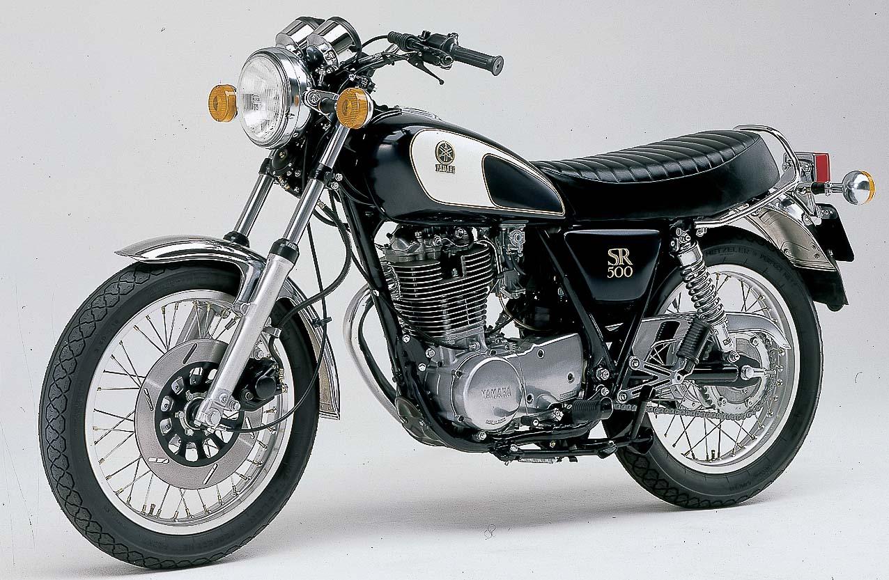 YAMAHA SR 500 (1978 - 1999)