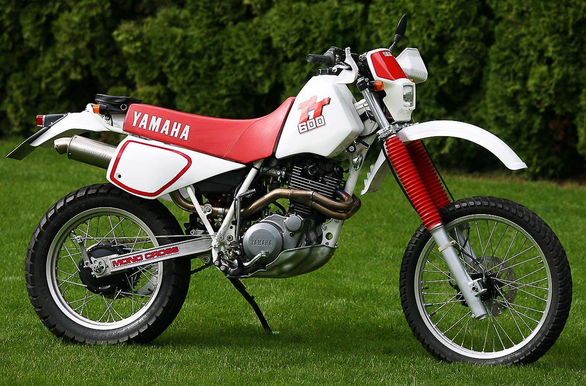 YAMAHA TT 600 (1983 - 1992)
