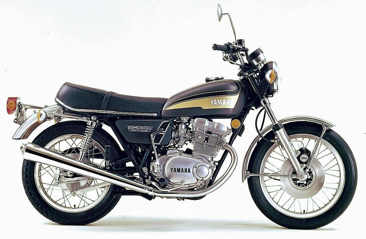 YAMAHA TX 500 (1973 -1979)