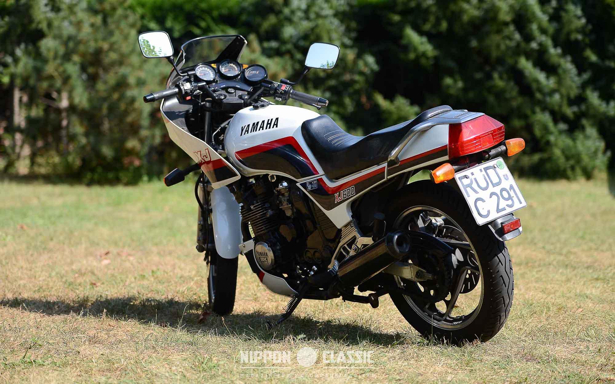 YAMAHA XJ 600 (1983 - 2003)