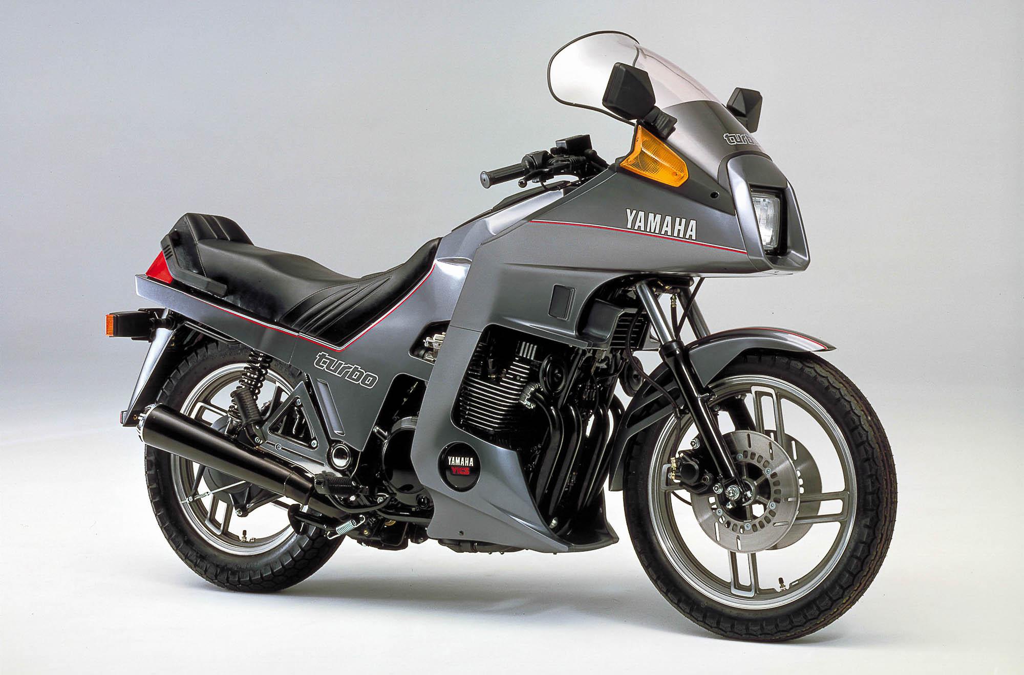 YAMAHA XJ 650 T (1982 - 1984)