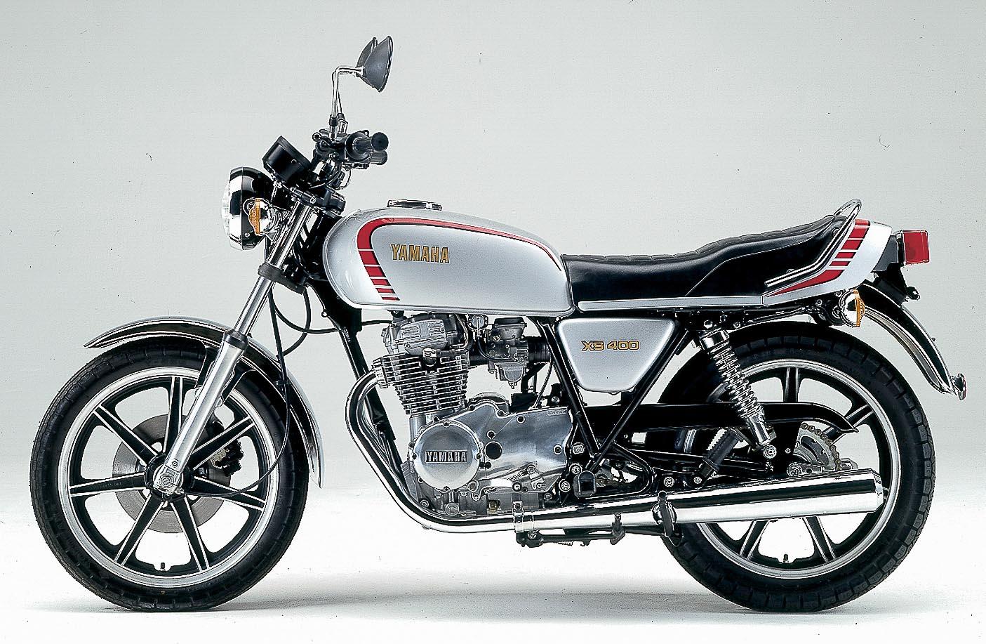YAMAHA XS 400 (1978 - 1990)