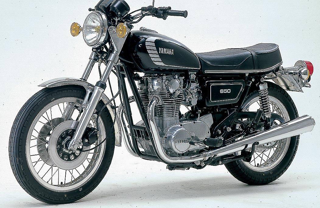 YAMAHA XS 650 (1974 - 1984)