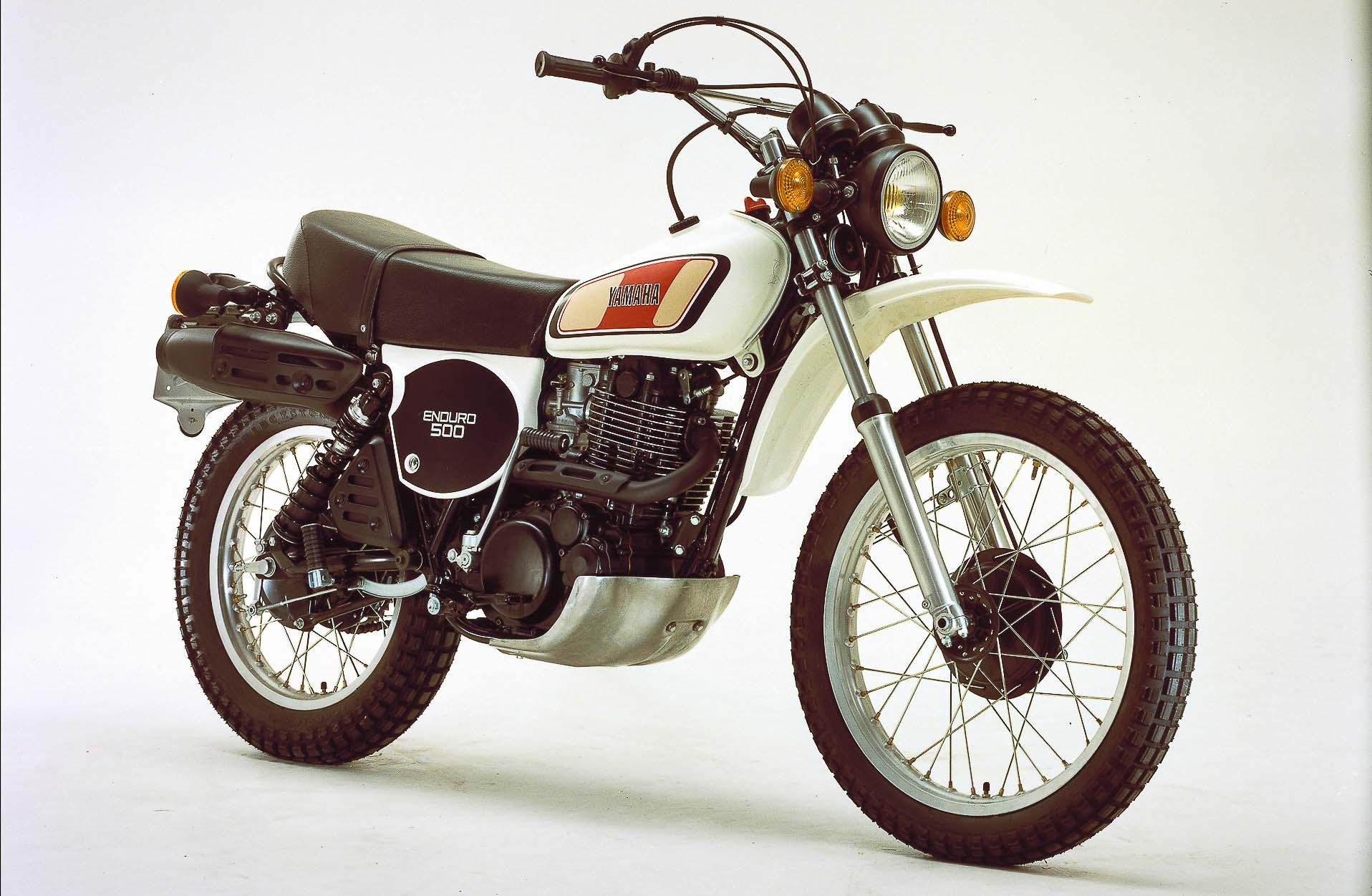 YAMAHA XT 500 (1976 - 1989)