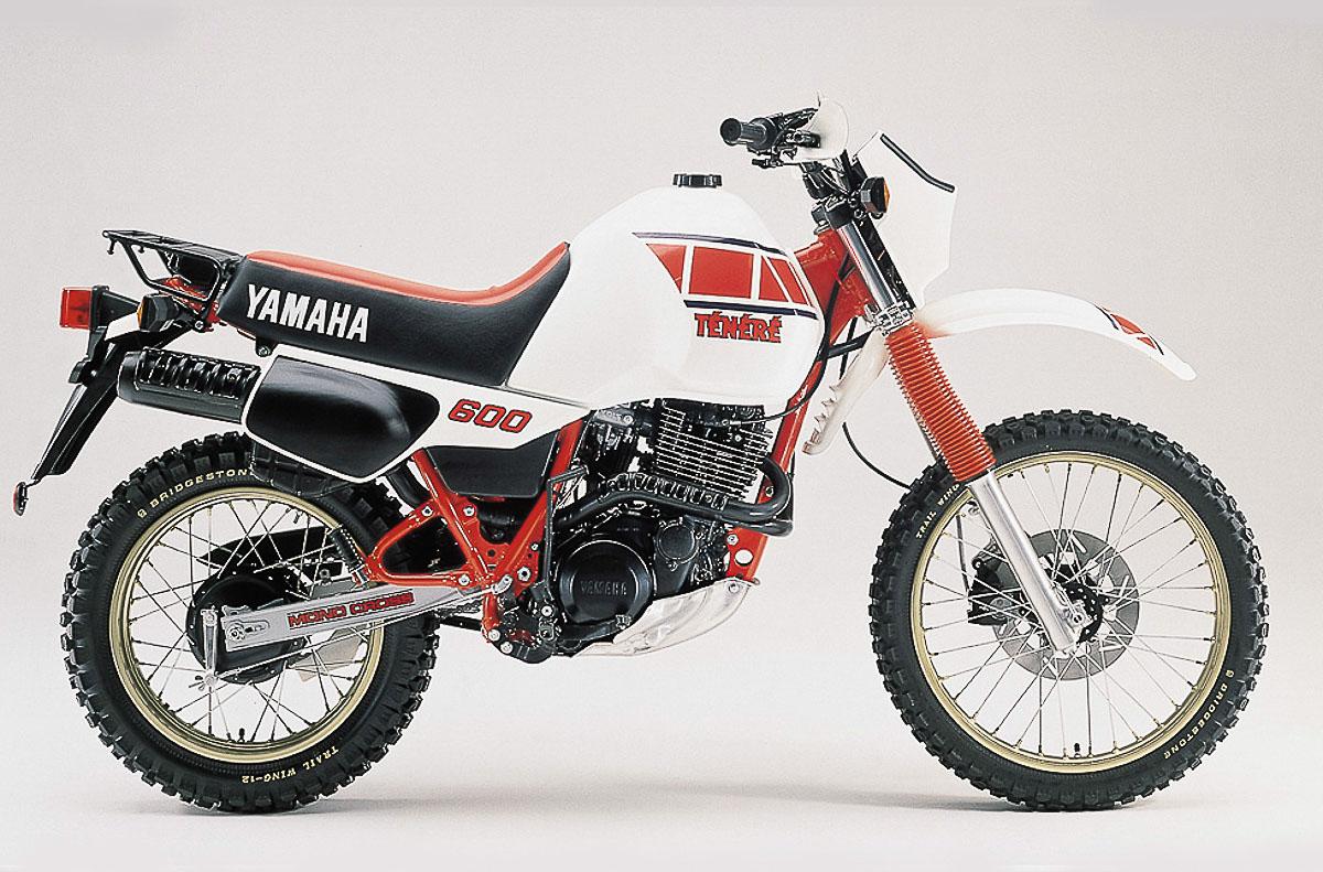 YAMAHA XT 600 Z (1983 - 1991)