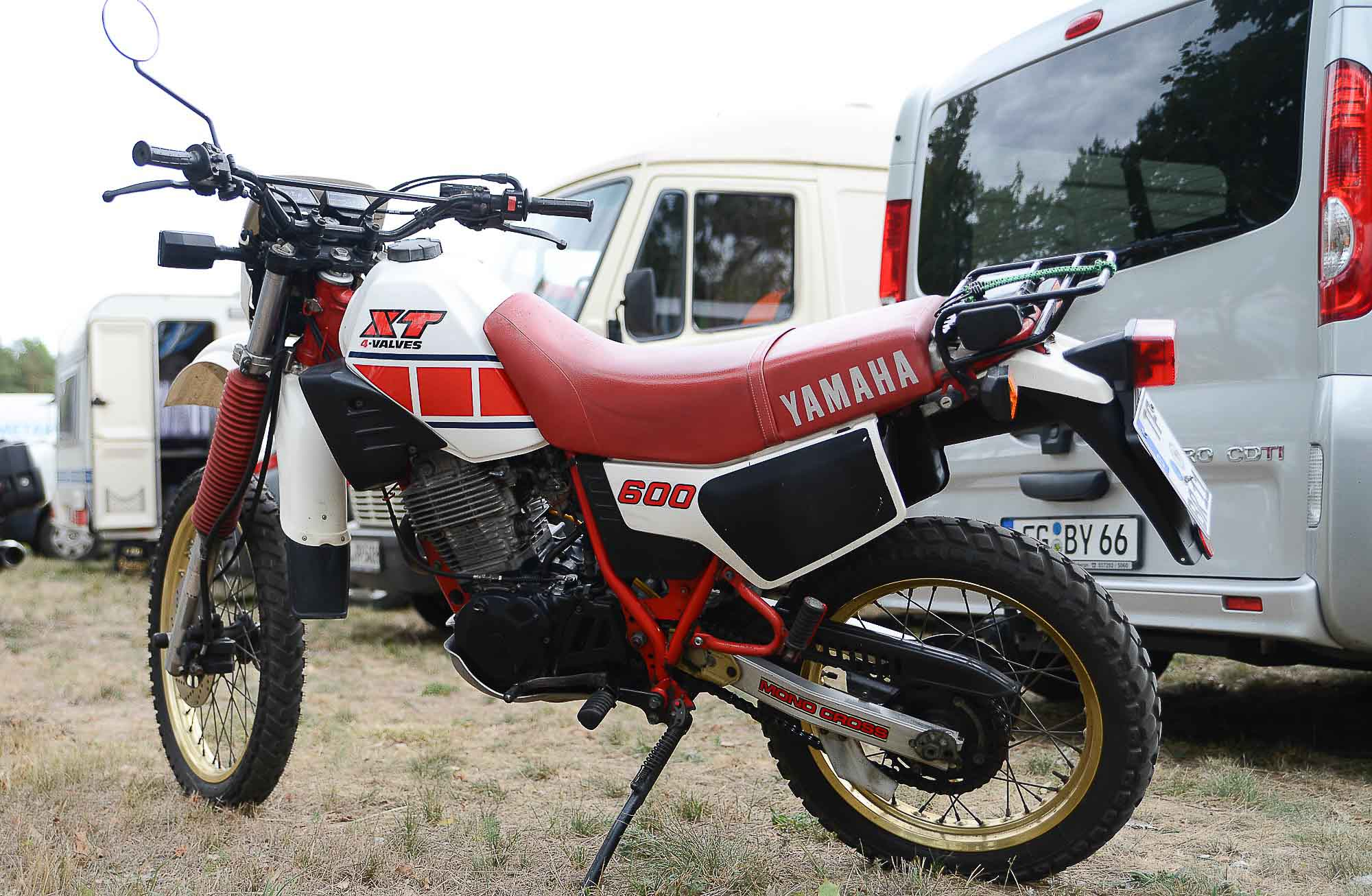 YAMAHA XT 600 (1983 - 1990)