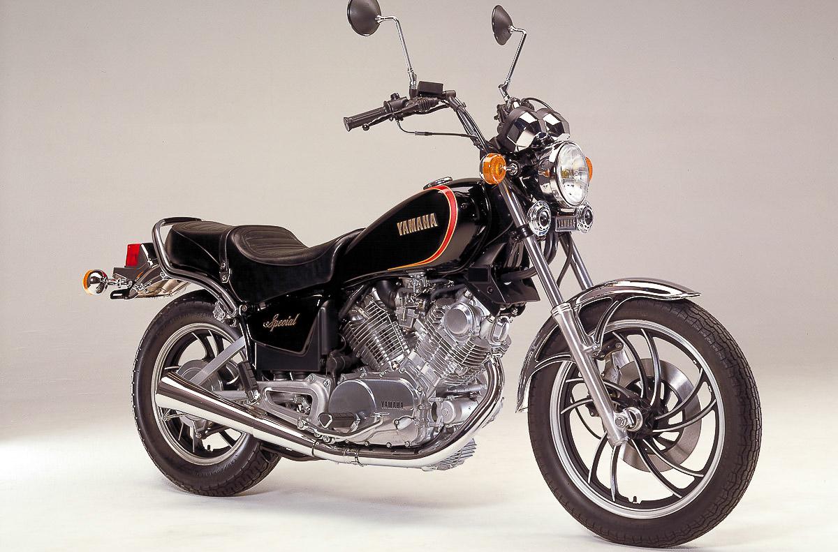 YAMAHA XV 750 (1981 - 1989)