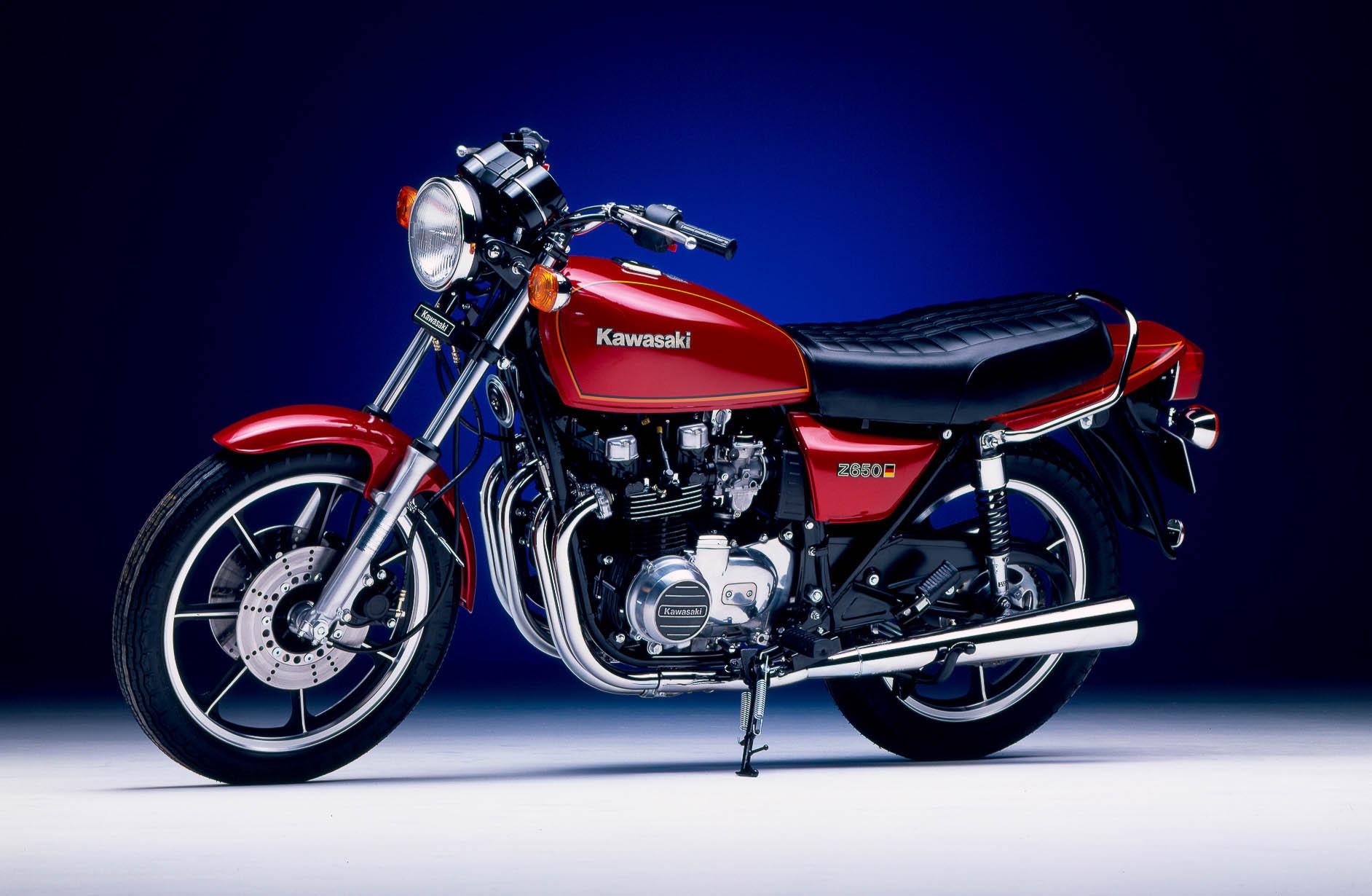 KAWASAKI Z 650 (1976-1983)