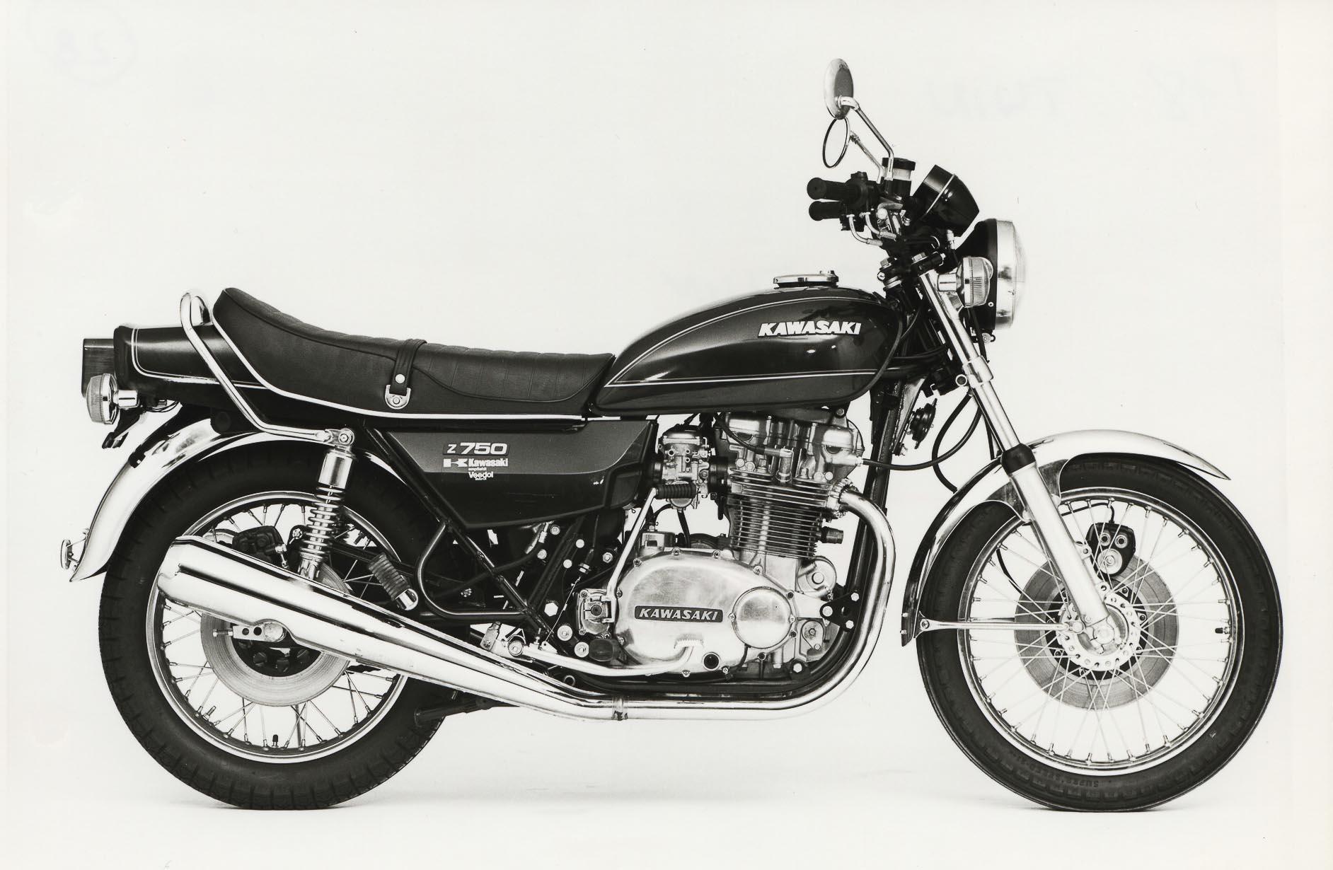 KAWASAKI Z 750 B (1976-1979)
