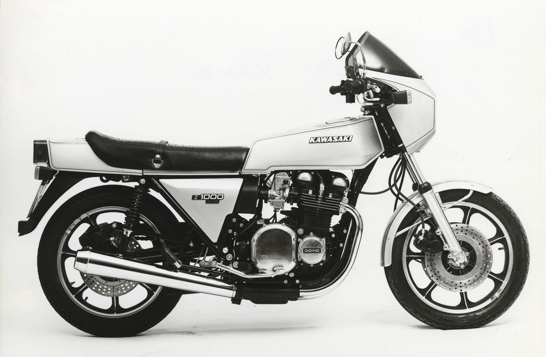 KAWASAKI Z1-R (1978-1980)