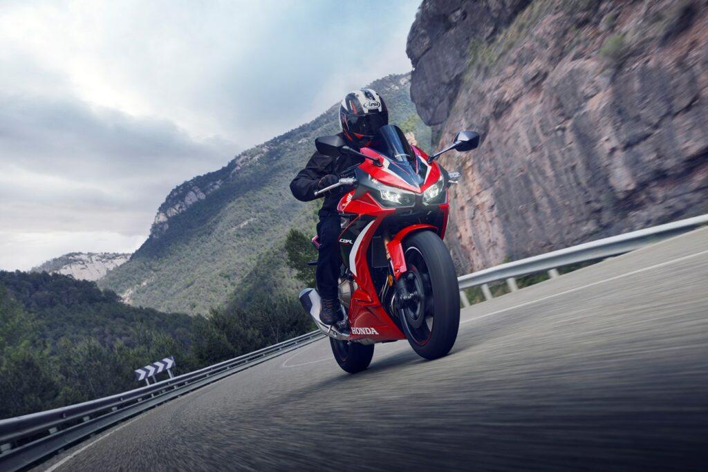 Dynamik und Handling standen im Lastenheft der neuen Honda CBR500R