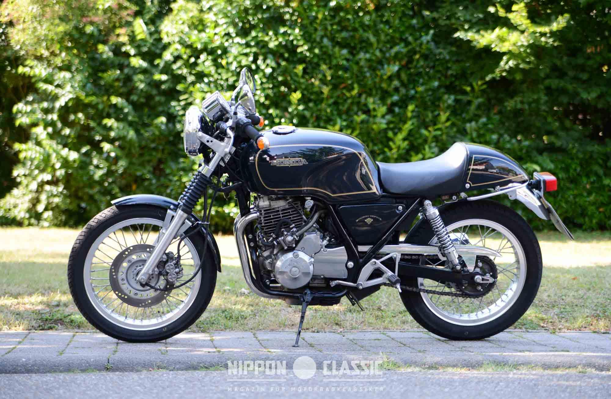 HONDA GB 500 Clubman (1985-1990)